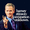 Barney - how-i-met-your-mother Icon