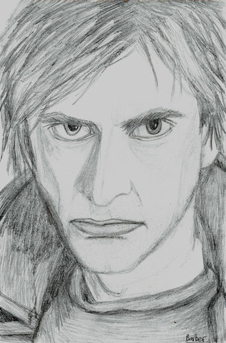 Barty Crouch Jr sketch
