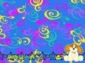 webkinz - Basset hound Wallpaper wallpaper