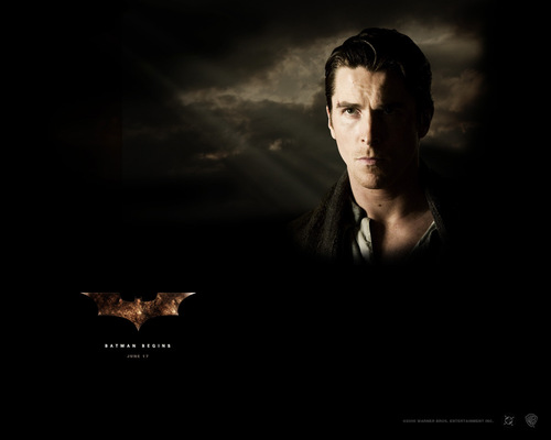 Batman Begins - batman Wallpaper