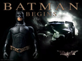 batman - Batman Begins wallpaper