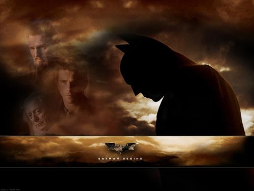 蝙蝠侠 Begins