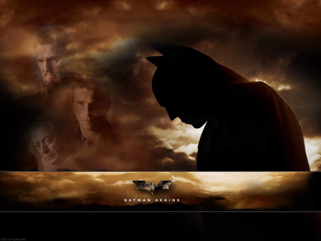Liam neeson batman begins