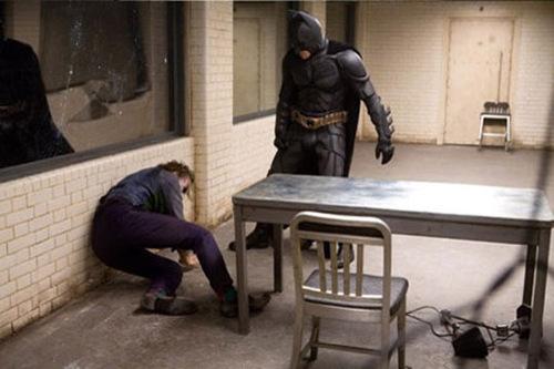 batman Promo Pics