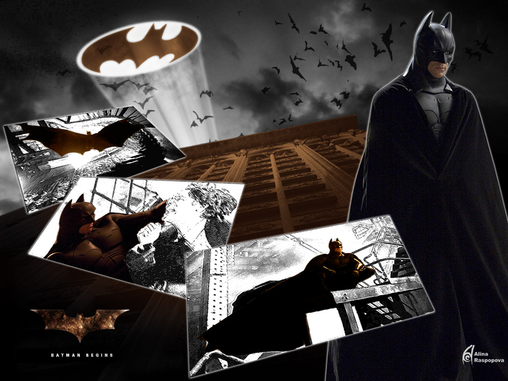 Batman - superheroes Wallpaper (687685) - Fanpop