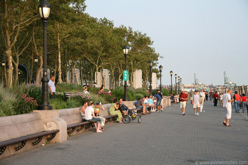 Battery Park - new-york Photo