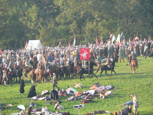 Renaissance Festivals 壁纸 called Battle of Hastings 2006