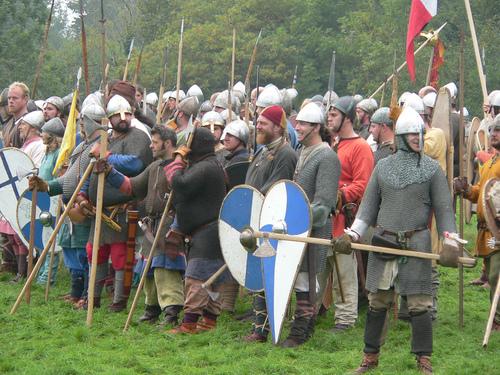 Renaissance Festivals 壁纸 entitled Battle of Hastings 2006