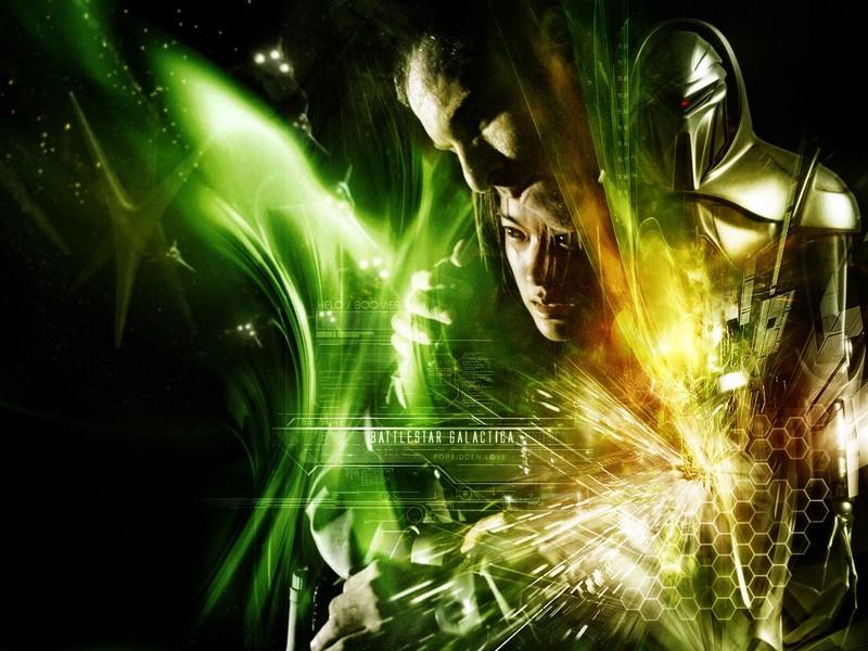 bsg wallpaper. New - Battlestar Galactica