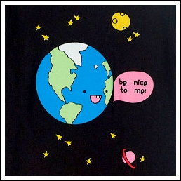 Be Nice to Earth