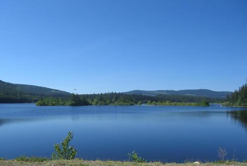 menanggung, bear Lake, BC