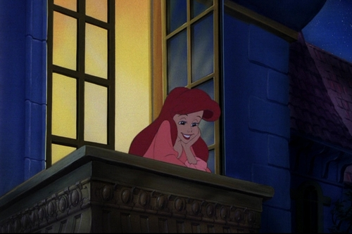 Beautiful Ariel