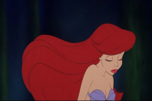 Beautiful Ariel