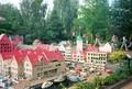 Beautiful lego town