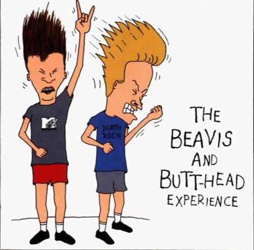 Beavis & Butthead (1993-1997)