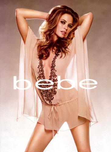 Bebe S/S 2005 Campaign Ad