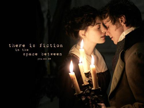 James McAvoy wallpaper entitled Becoming Jane Wallpaper