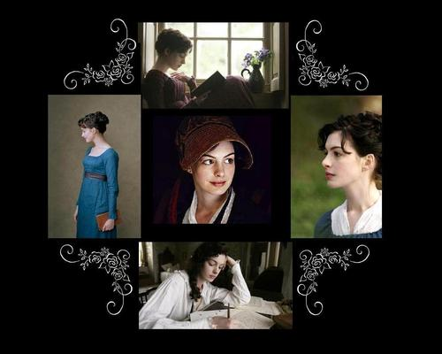 Period Films wallpaper titled Becoming Jane