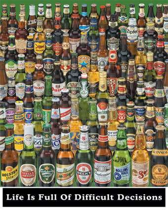 Beer Bottles - beer Photo