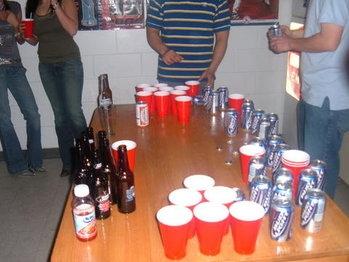 пиво Pong