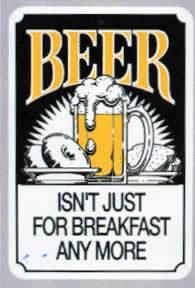 बीयर, बियर Sign