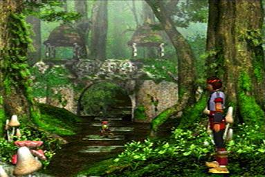 Beetle Forest - First Screen