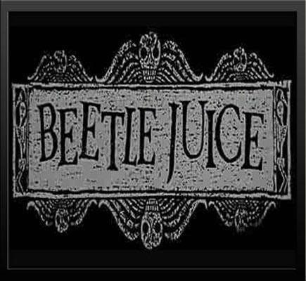 Beetlejuice: The Movie Hintergrund entitled Beetlejuice