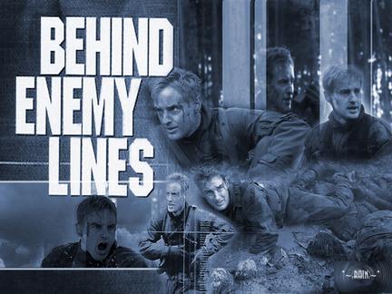 Owen Wilson wallpaper titled Behind Enemy Lines