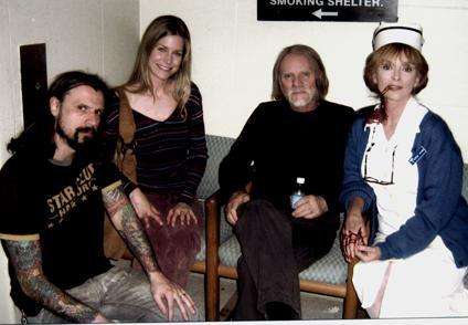 Rob Zombie wallpaper titled Behind the Scenes