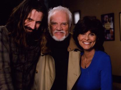 Rob Zombie wallpaper entitled Behind the Scenes