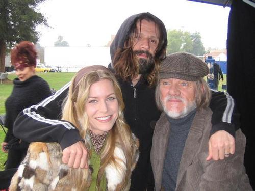 Rob Zombie wallpaper called Behind the Scenes