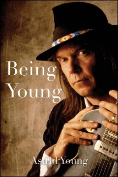 Neil Young 壁紙 titled Being Young
