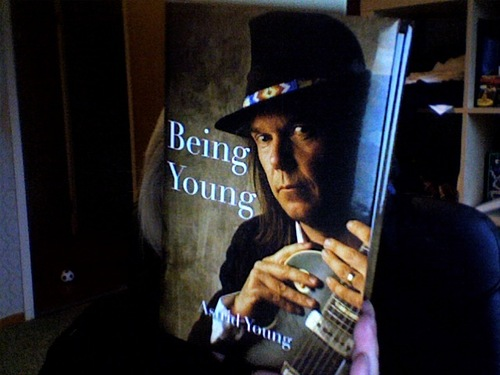 Neil Young wallpaper called Being Young