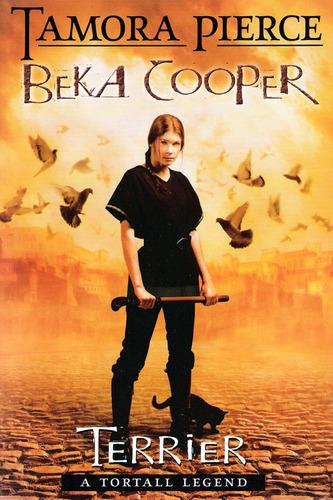 Beka Cooper: giống chồn, chó sục, chó săn terrier