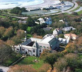 Belcourt castillo - Rhode Island