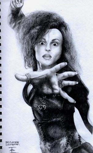 Bellatrix Lestrange 2