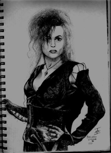 Bellatrix Lestrange III