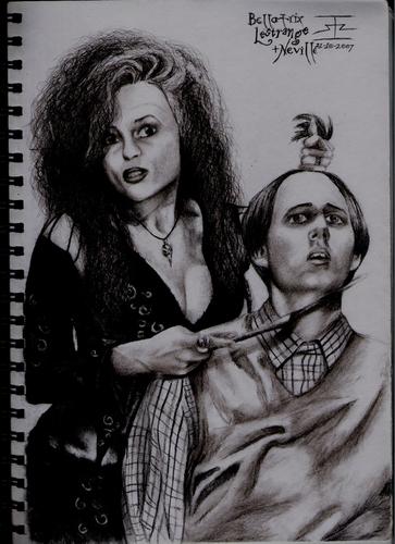 Bellatrix Lestrange IV