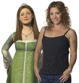 Belle and Cheri Oteri - shrek photo