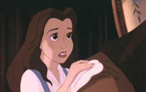 Walt 迪士尼 Screencaps - Princess Belle