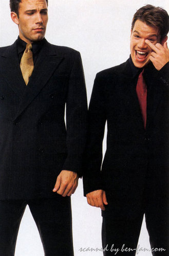 Ben & Matt Damon