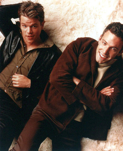 Ben Affleck wallpaper called Ben & Matt Damon