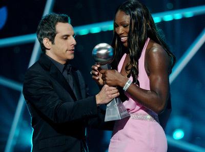 Ben & Serena Williams
