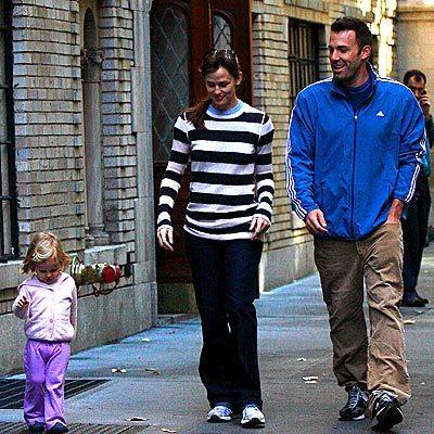 Ben, Jen and фиолетовый