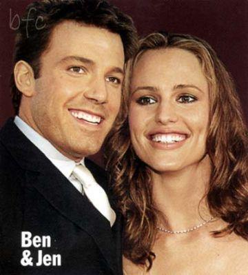 Ben Affleck wallpaper called Ben & Jennifer