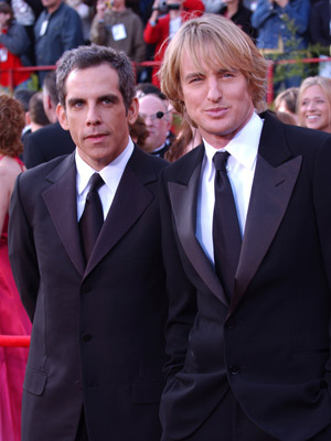Ben and Owen Wilson