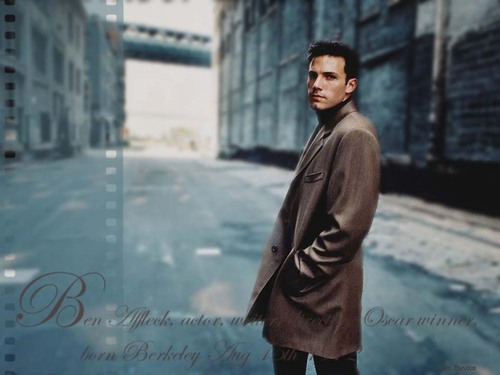Ben Affleck wallpaper titled Ben
