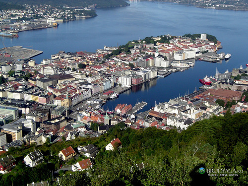 Bergen, Norway - europe Wallpaper