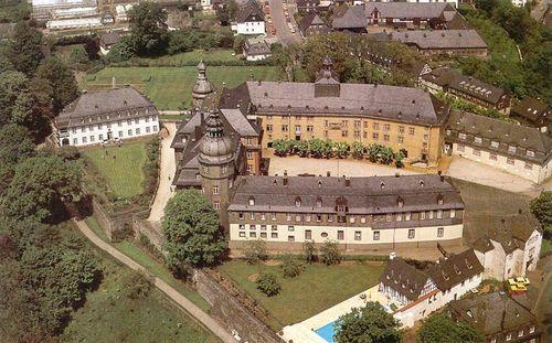 Berlburg قلعہ