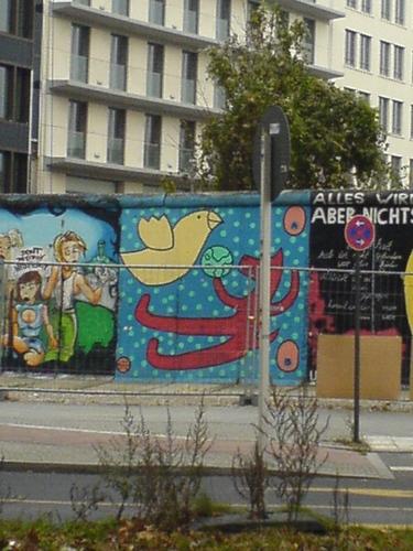 Berlin, the दीवार